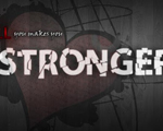 Cover facebook trái tim stronger